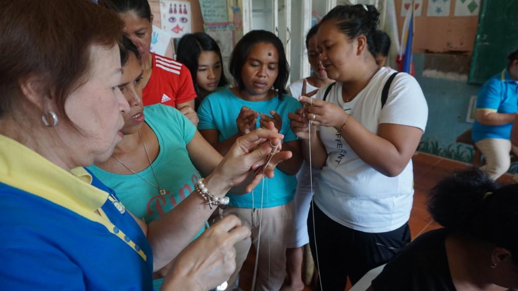 Rotarian teaching 1
