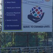 Public Image – 30×40 Feet Billboard Mounted At High-Traffic Bridge